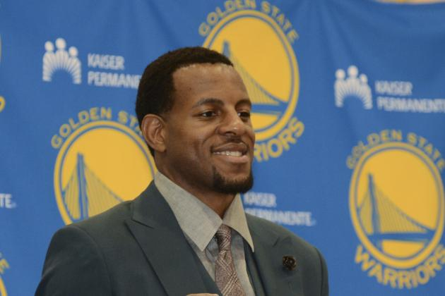How Andre Iguodala Will Make Each Top Golden State Warriors Player Better