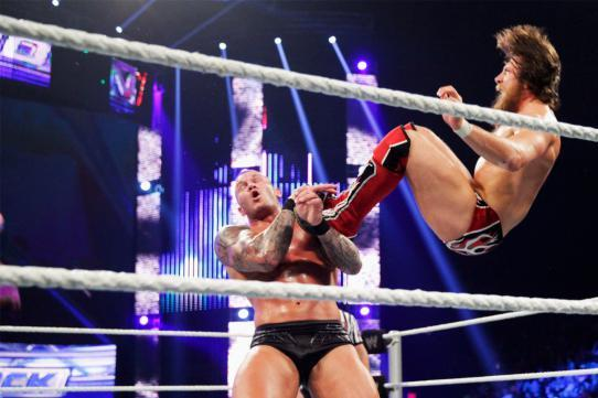 WWE Night of Champions 2013: Power Ranking Match of the Night Candidates