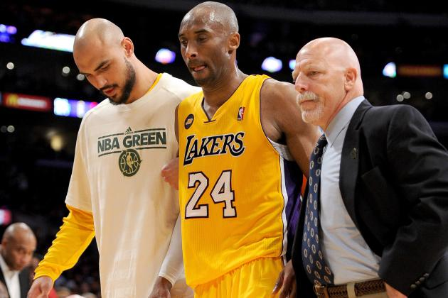 Way-Too-Early Predictions for Kobe Bryant's Return to LA Lakers in 2013-14