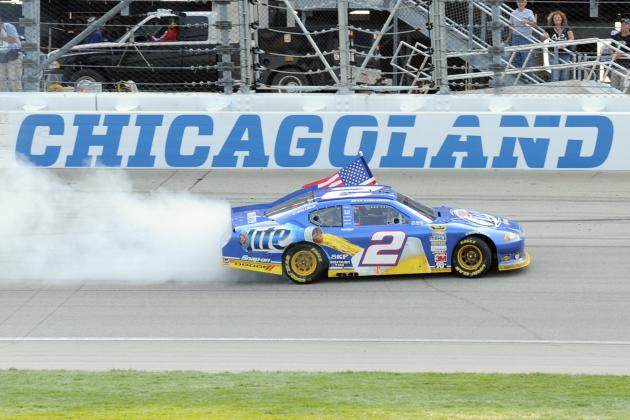 Complete Preview for NASCAR Sprint Cup Series at Chicago