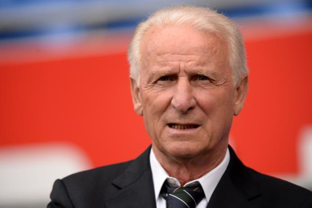5 Possible Managers to Replace Giovanni Trapattoni for Republic of Ireland