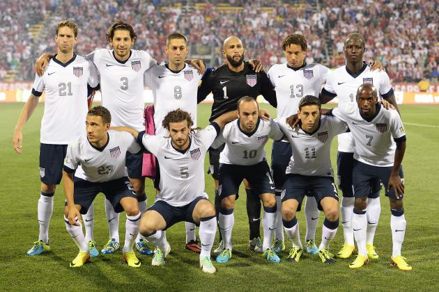 Home Guard Beats Mexico, Qualifies USMNT for 2014 FIFA World Cup Finals