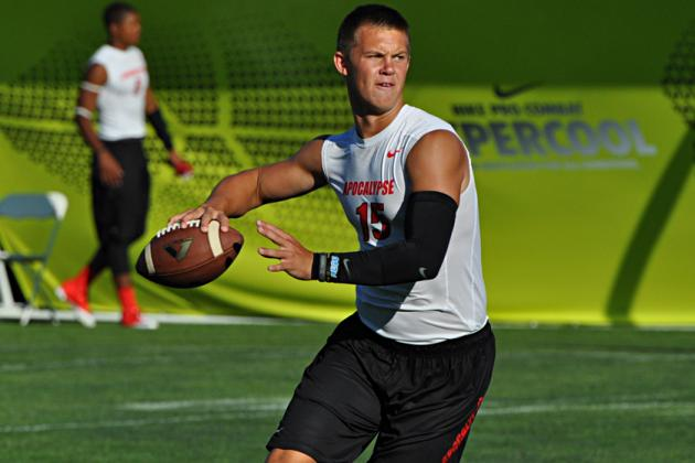 2014 QB Recruits Capable of Starting as Freshmen in College