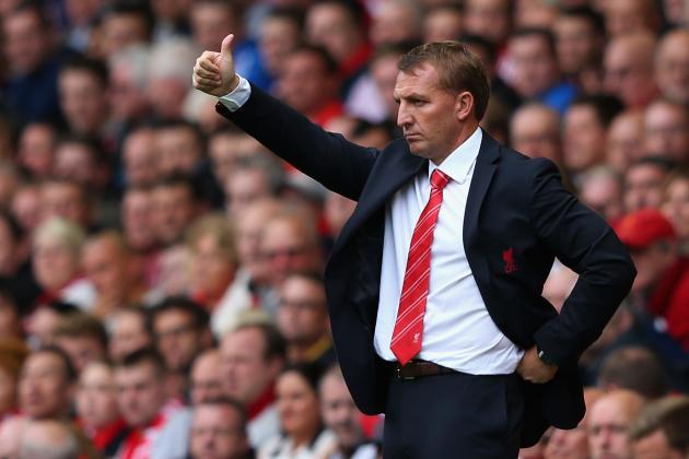 Liverpool Players on International Duty Wrap