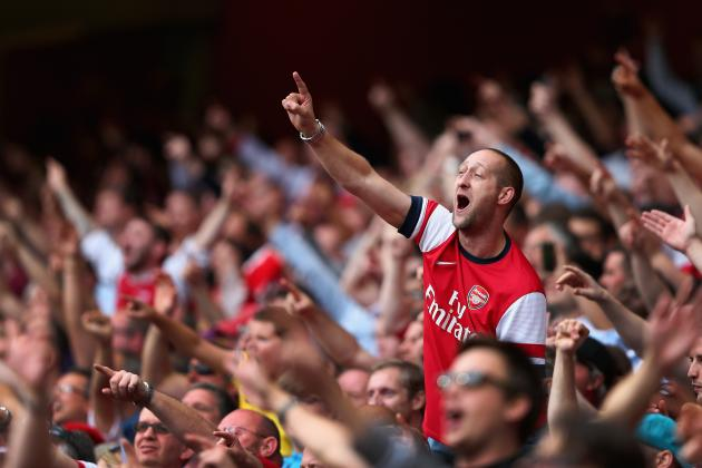 Ranking Premier League Clubs on Their Fans' Singing Talents