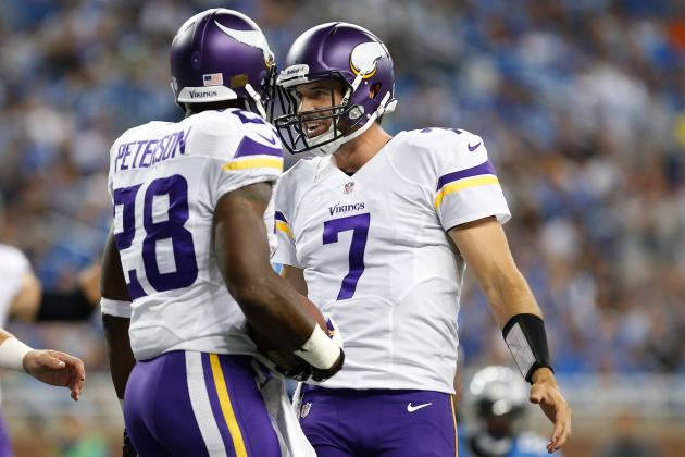 Updated Outlook for Entire Minnesota Vikings Schedule