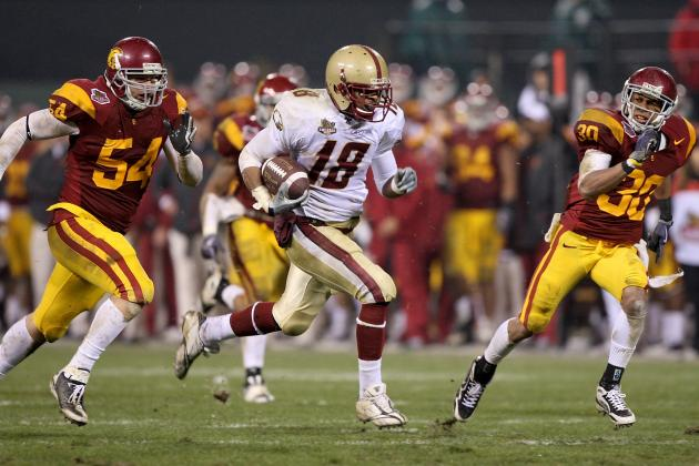 USC Trojans vs. Boston College Eagles Complete Game Preview