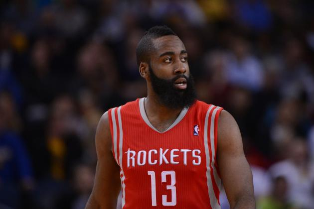 Is James Harden the NBA's Best Lefty?