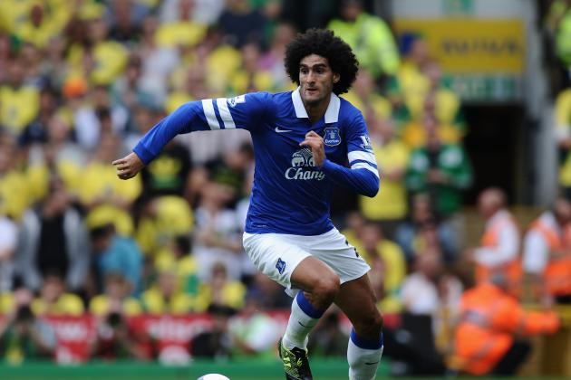 6 Reasons Why Marouane Fellaini Is a Perfect Fit for Manchester United