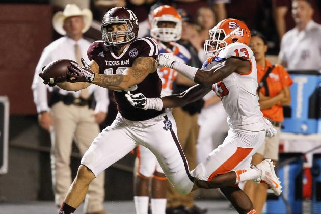Texas A&M vs. Alabama: 5 Aggies Not Named Johnny Manziel Who Need a Big Game