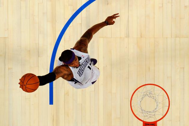 Ranking DeMarcus Cousins' Best Dunks of the 2012-13 Season