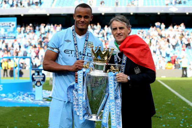 20 Best Manchester City Players in the Premier League Era