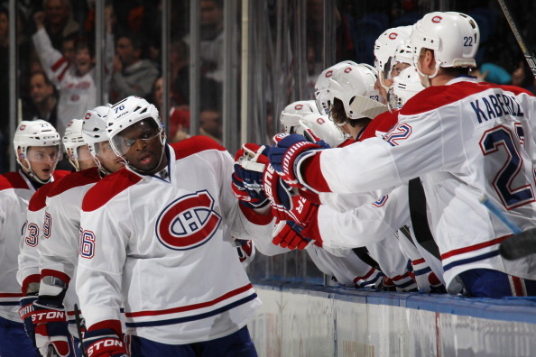 Ranking the Montreal Canadiens' 5 Greatest Strengths for the 2013-14 Season
