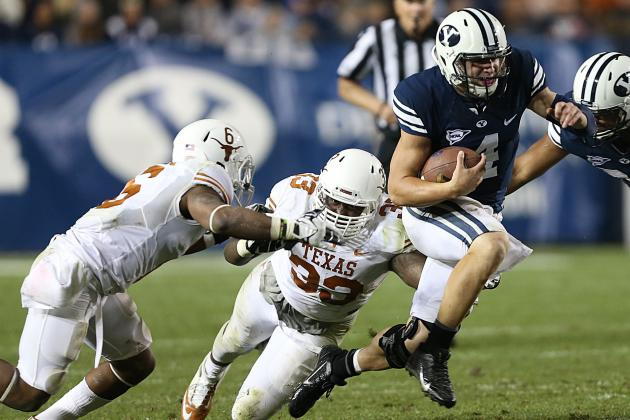 BYU Football: Comparing Taysom Hill's Week 2 Performance to Other Cougar Greats