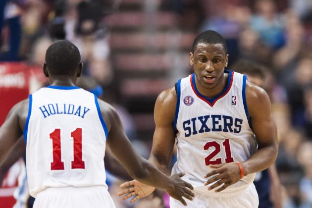 The Philadelphia 76ers' Recent Success with Mid-First-Round Picks