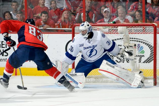 Tampa Bay Lightning Players with the Most to Prove at 2013-14 Training Camp