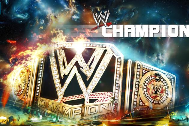 The Five Most Thrilling WWE Championship Matches of All-Time