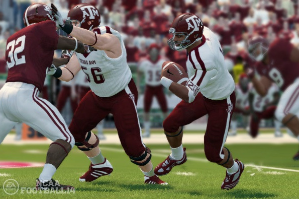 College Football 2013 Week 3 Simulation