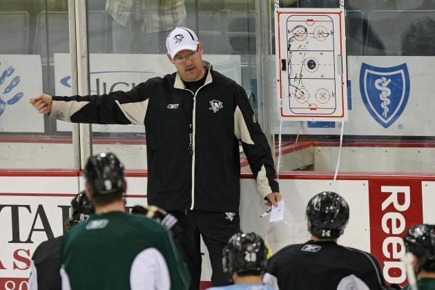 Top Storylines for the Pittsburgh Penguins 2013-14 Training Camp
