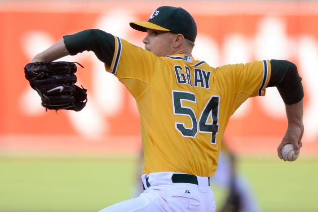 Oakland A's: Predicting A's Starting Rotation for the 2013 Postseason
