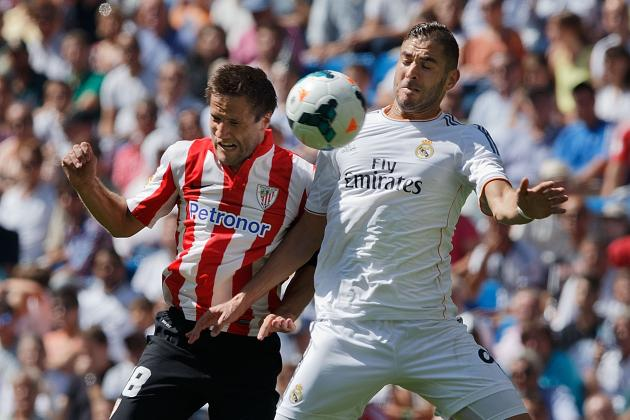 5 Real Madrid Weaknesses Other Teams Can Expose This Season