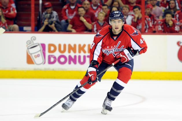 Washington Capitals Players with the Most to Prove at 2013-14 Training Camp