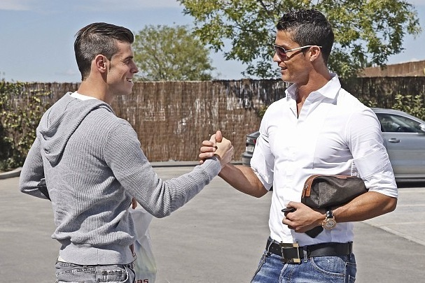Gareth Bale vs. Cristiano Ronaldo: The Real Madrid Rivalry Begins