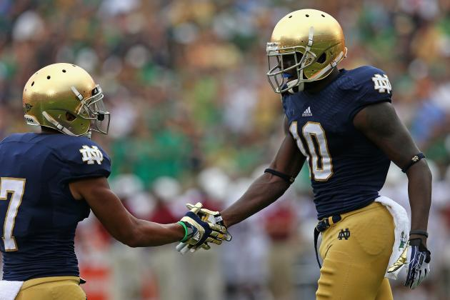 Notre Dame Football: 5 Irish Poised to Dominate Purdue
