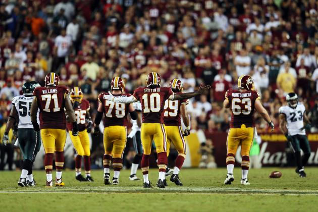 Full Week 2 Stat Projections for Washington Redskins Offensive Players