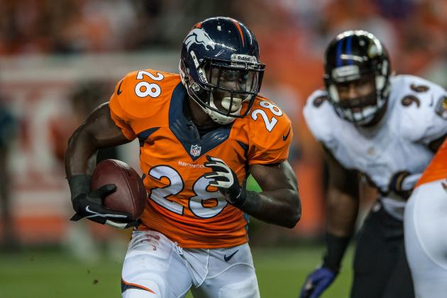 Denver Broncos: 8 Players Who Could Surprise Against the Giants