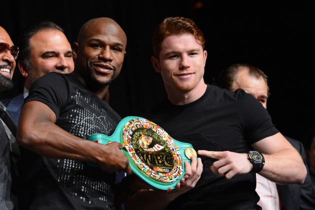 Floyd Mayweather vs. Canelo Alvarez: Expert Predictions for Main Event