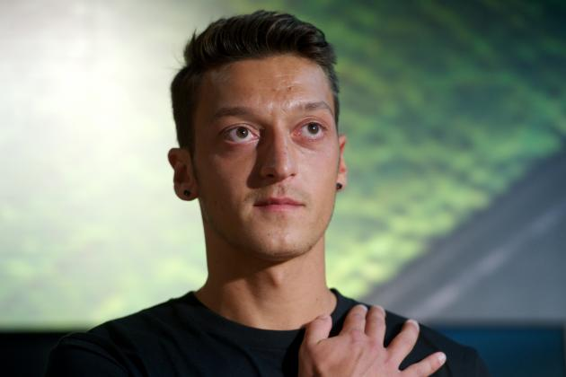 5 Things That Will Surprise Mesut Ozil on His Arsenal Debut
