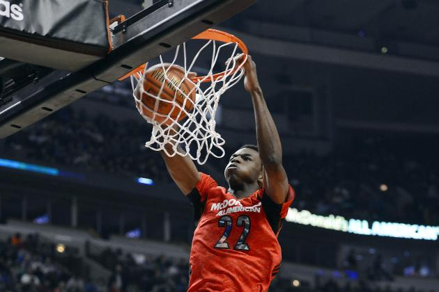 Predicting the Best Freshman Dunkers in College Basketball in 2013-14 Season