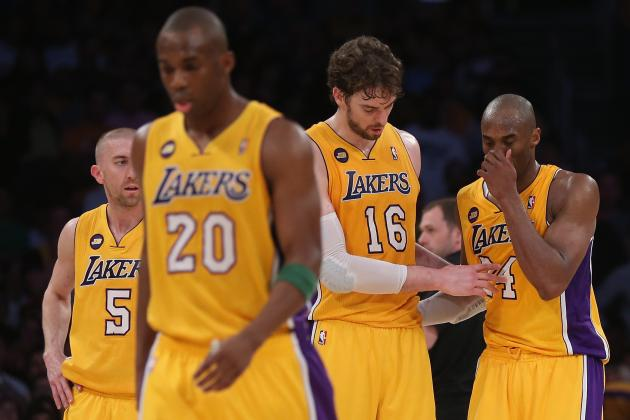 5 NBA Teams That Are Stuck in the Middle with No Clear Direction