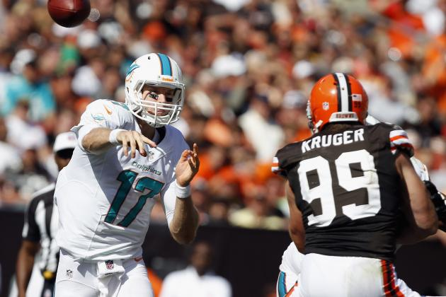 Miami Dolphins: 4 Things the Fins Must Do to Beat the Colts