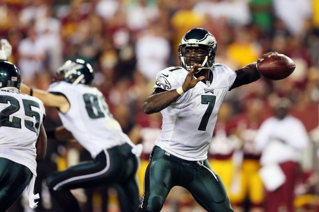 Who Stepped Up and Who Stepped Back for Eagles vs. Redskins