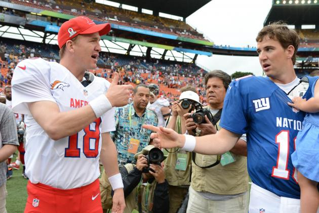Denver Broncos vs. New York Giants: Five Storylines to Watch