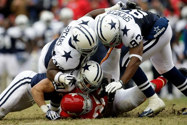 5 Reasons the Dallas Cowboys Will Beat Kansas City Chiefs