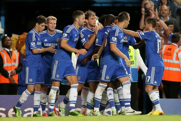 Chelsea's 6 Wildest Party Boys