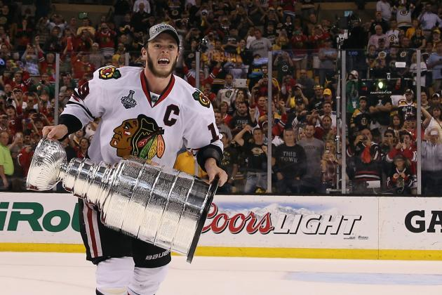 The Complete Guide to Following the Chicago Blackhawks on Twitter