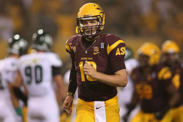 College Football Week 3 Picks: Wisconsin Badgers vs. Arizona State Sun Devils