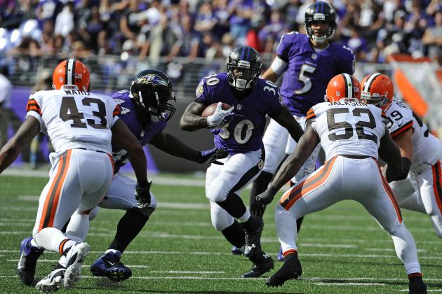 Cleveland Browns vs. Baltimore Ravens: Full Roster Report Card Grades for Ravens