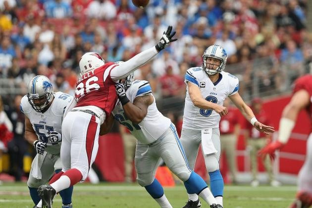 Lions vs. Cardinals: Full Team Report Card for Detroit