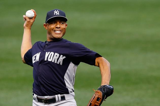 Where Mariano Rivera's Cutter Ranks Among Most Unhittable Pitches Ever