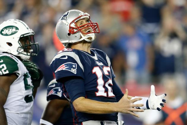 New York Jets vs. New England Patriots: Full Roster Grades for New England