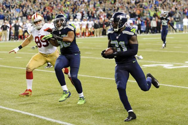 49ers vs. Seahawks: Full Roster Report Card Grades for Seattle