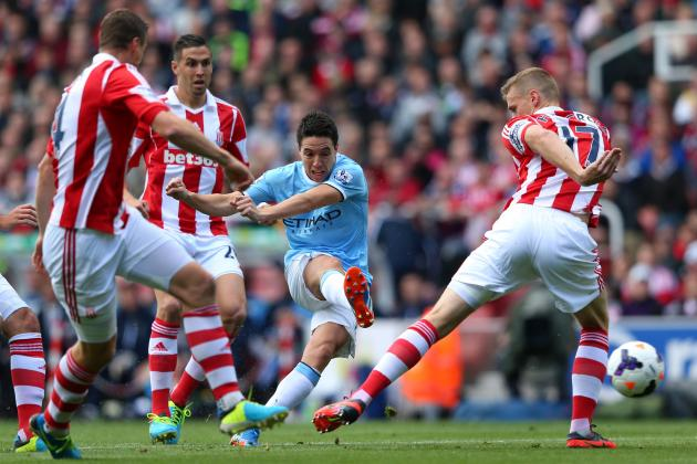 Stoke City vs. Manchester City: 6 Things We Learned