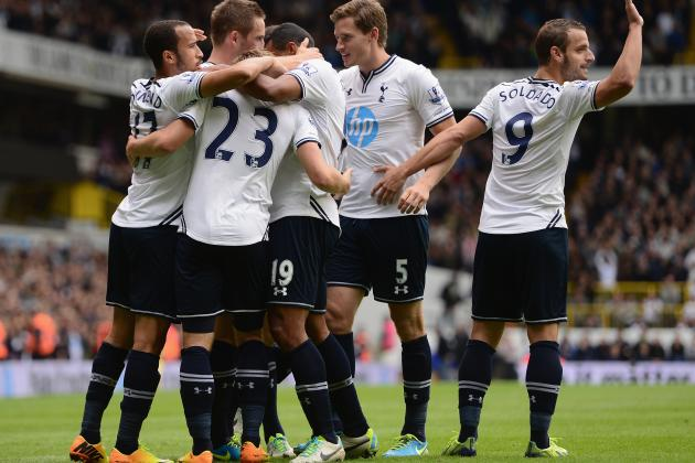 Tottenham vs. Norwich: 6 Things We Learned