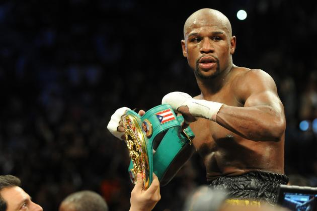 Floyd Mayweather: Ranking Money's Best Potential Opponents Post-Win vs. Canelo