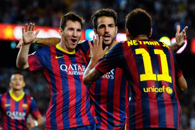 Barcelona vs. Sevilla: 6 Things We Learned